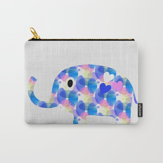 Ella The Elephant Carry-All Pouch