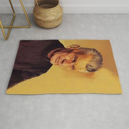 Samuel Beckett, Literary Legend Rug