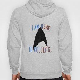 Boldly Go Hoody