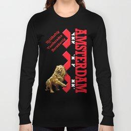 Amsterdam hvb lion Long Sleeve T-shirt
