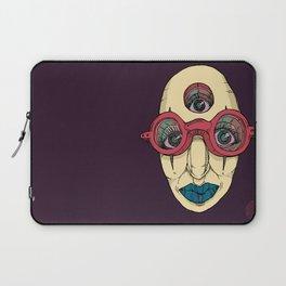 SEEK DEEP WITHIN Laptop Sleeve