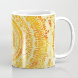 Sun Mandala 4 Coffee Mug