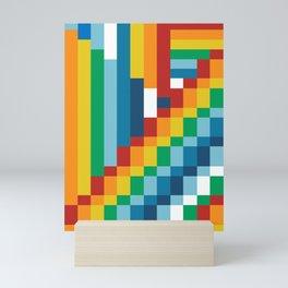 Fuzzline #5 Mini Art Print