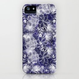 Floral Wish iPhone Case
