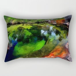 Lost Cove Rectangular Pillow