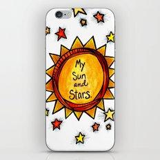 My Sun and Stars - Khal and Khaleesi iPhone & iPod Skin