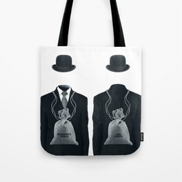 THE TWO BAGS Tote Bag