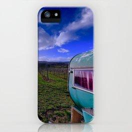 Deep Sky  ( El Caravano ) iPhone Case