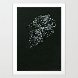 Biomorph 6 Art Print