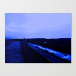 Oregon Boardwalk Canvas Print