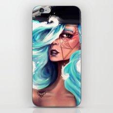 Marée iPhone & iPod Skin