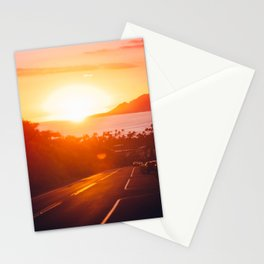 Hawaii Kai Sunset Stationery Cards