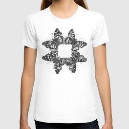 Butterfly Symmetry T-shirt