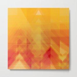Elements - Fire Metal Print