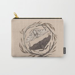 Peppered Moths Carry-All Pouch