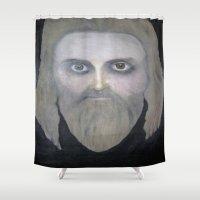 fullmetal alchemist Shower Curtains featuring The Dark Alchemist by Ishtar777