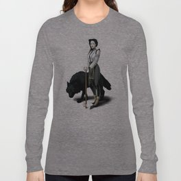 The Hatchet League - Vitoria Long Sleeve T-shirt