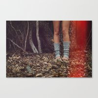 chelsea Canvas Prints featuring Chelsea by Anthony Gauna