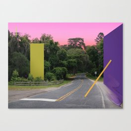 Constructed S3 Canvas Print