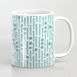 Morse code Coffee Mug