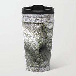Little Stone Monster Metal Travel Mug