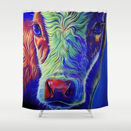 See With Our Own Clarity Shower Curtain