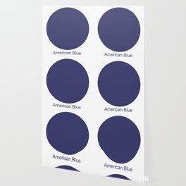 American Blue Wallpaper