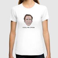 nicolas cage T-shirts featuring Nicolas Cage by Λdd1x7
