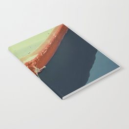 yellow boat Notebook