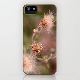 The Mimosa iPhone Case