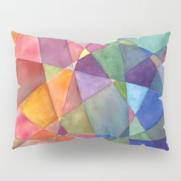 Warm and Cool Pillow Sham