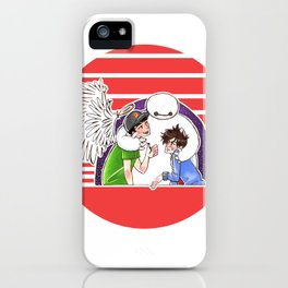 Satisfied With your Care iPhone Case