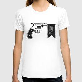 Hey Hot Shot T-shirt