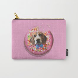Doggy Donut Carry-All Pouch