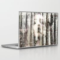 ghost Laptop & iPad Skins featuring Ghost  by Peter Coleman