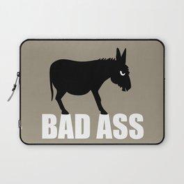 Angry Animals: Bad Ass Donkey Laptop Sleeve