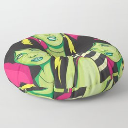 Frankettes Floor Pillow