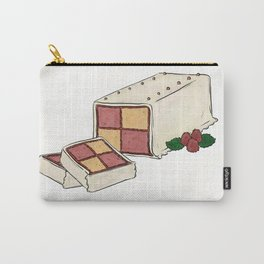 B is for Battenberg Carry-All Pouch