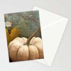 pumpkin lovin' Stationery Cards