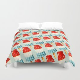 Bomb Pop Pattern Duvet Cover