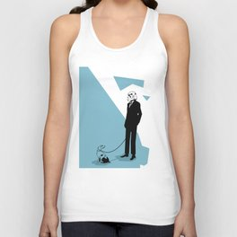 Off time Unisex Tank Top