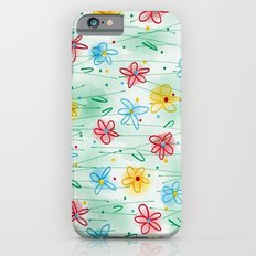 Spring is right here iPhone 6s Slim Case