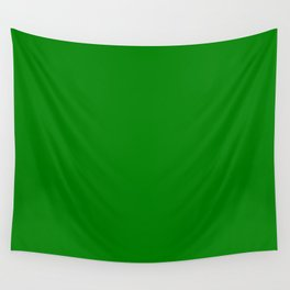Japanese Green Tea Wall Tapestry