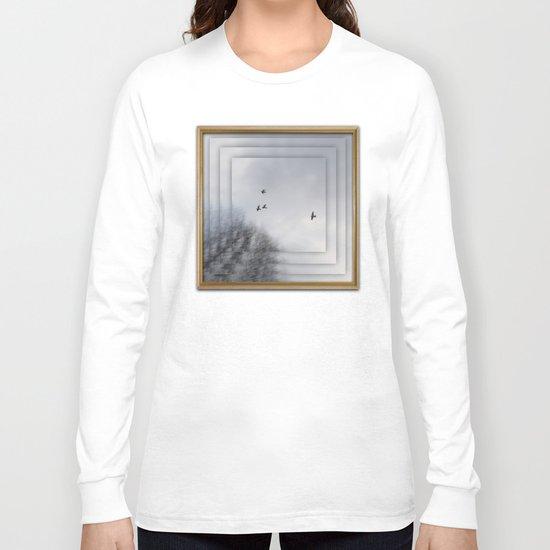 swoop Long Sleeve T-shirt