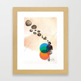 #7 Framed Art Print