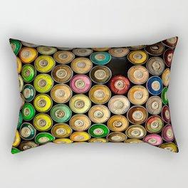 Spraypaint Rectangular Pillow