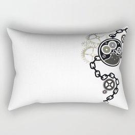 Pocketwatch Rectangular Pillow