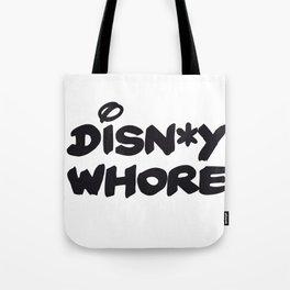 Disn*y whore Tote Bag