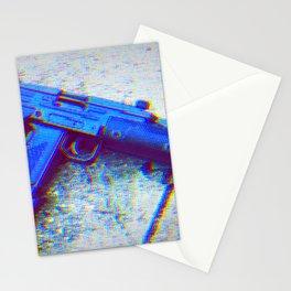 Uzi Stationery Cards