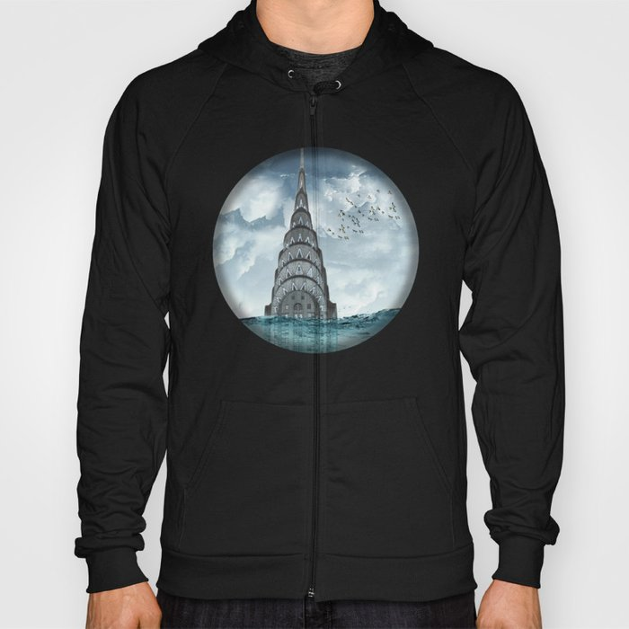 above the water line Hoody